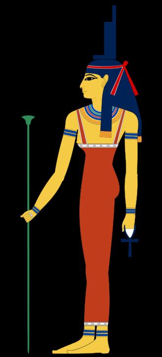Isis, goddess of ferility